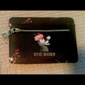 Steve Madden slim wallet NWT